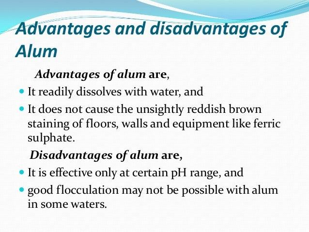 Types of coagulants