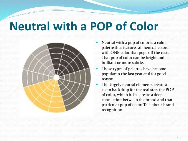 Types Of Color Palettes