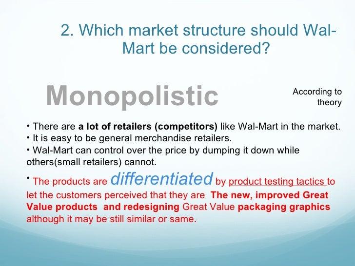 Walmart oligopoly essay