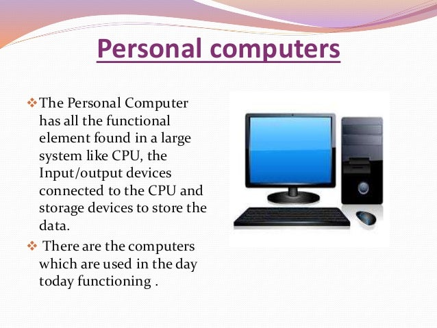 personal computers and mainframes a comparison Conclusion mainframes and personal computers were drastically different when they were first introduced the mainframe took up buildings and the personal computer was only an interface to a mainframe today, their similarities are growing eventually we will not be able to tell the difference.