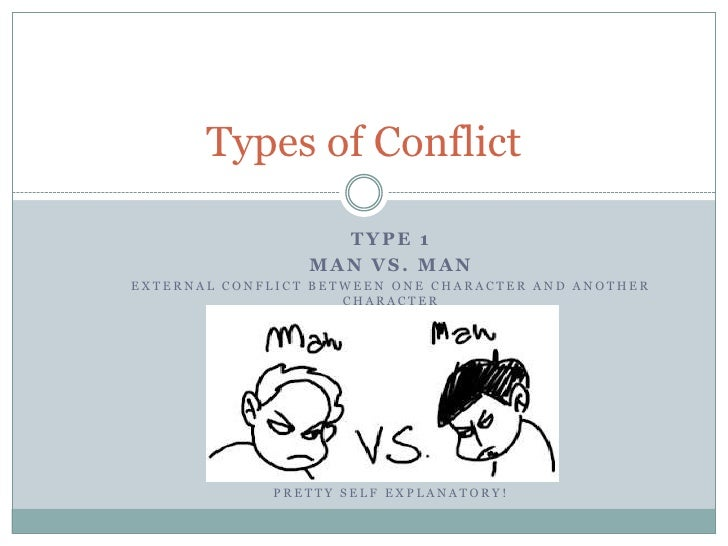 short story conflict