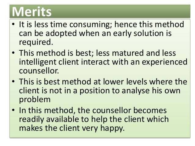eclectic counselling definition