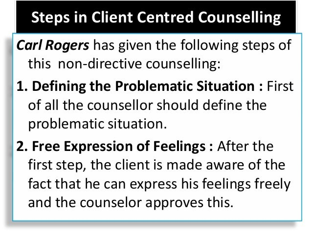 directive counseling definition