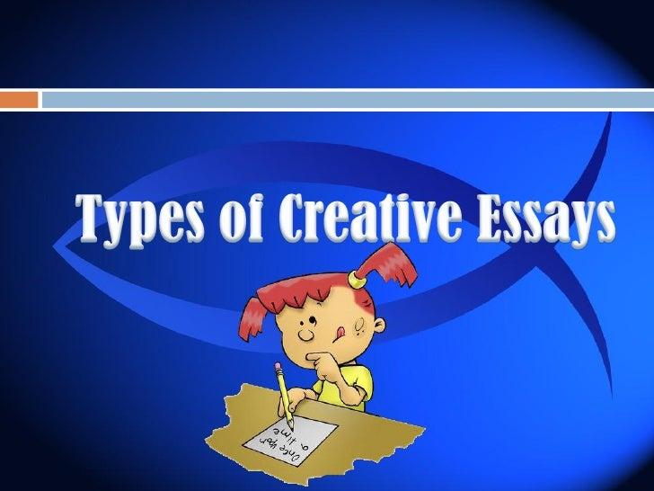 Types of illustrative essays