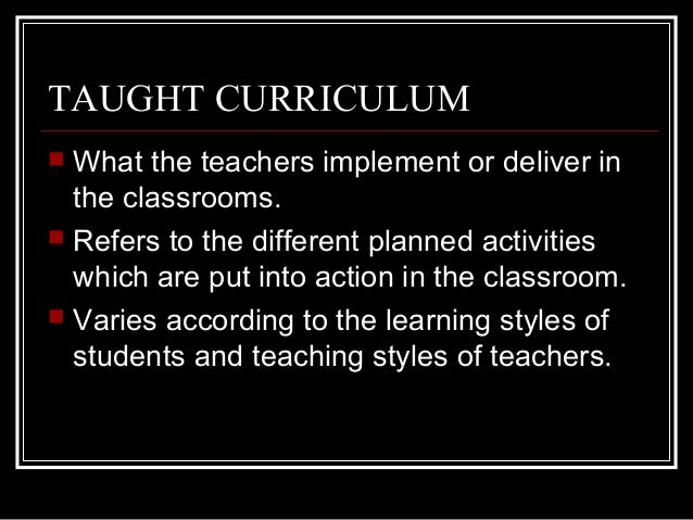 """types of curriculum operating in schools Early childhood education provide  for example, in new zealand, early childhood centers use a curriculum framework called """"te whariki,"""" mean-."""