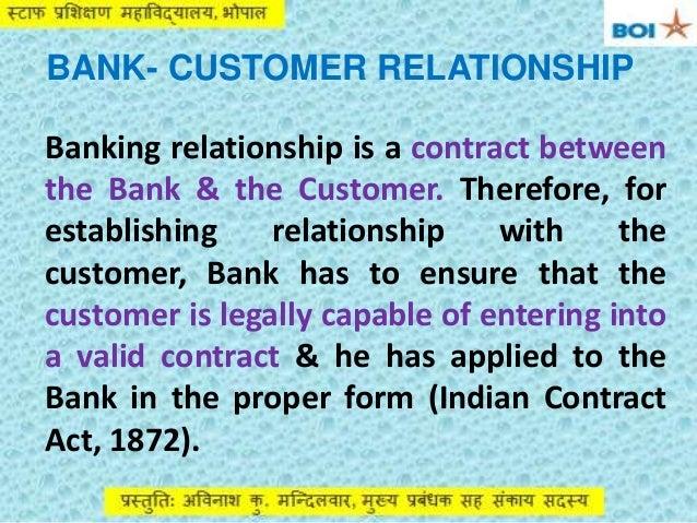 bank customer relationship in nigeria conflict