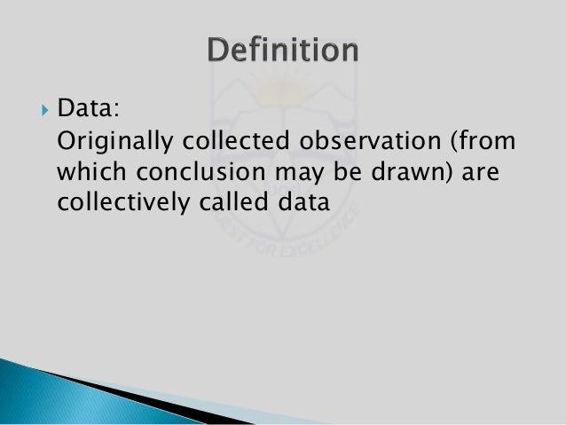 Types of data by kamran khan Slide 2