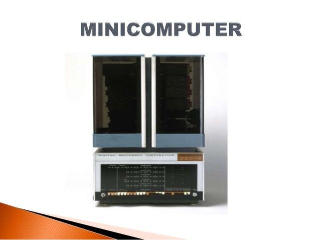 Types of digital computers