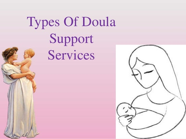 Types Of Doula Support Services