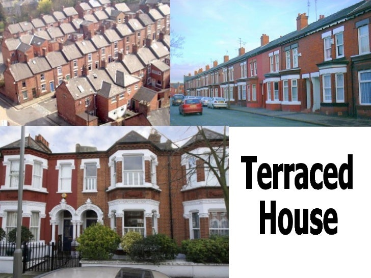 Types of english houses for Different types of homes
