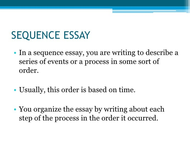 types of essays <br > 12