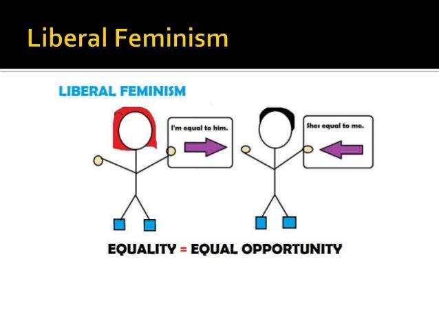 types of feminism