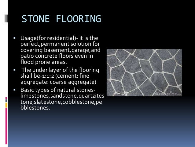 Different types of floor finishes pdf to jpg