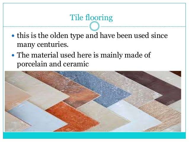 Types Of Flooring For The House - How many types of flooring in a house