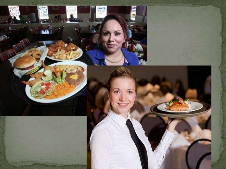 Types Of Food And Beverage Services