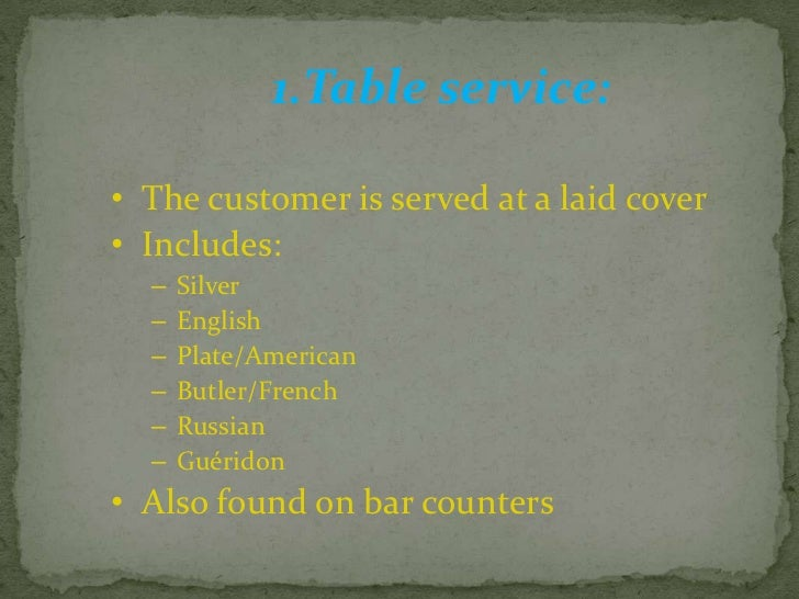 different types of food service industry Industry can be divided into three main categories recently tertiary industry has been sub-divided into a fouth type the video below explains the four types of.