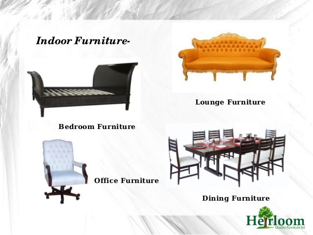 Types Of Furniture