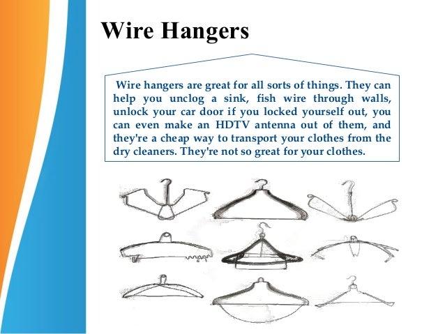 Types Of Hangers Az Hangers