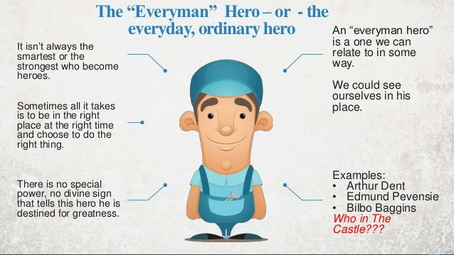 Types Of Heroes Archetypes