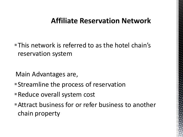 types of lodging ownership There are several types of ownership models and methods to  that doesn't  mean that if you own a hotel you can't be part of a popular chain.