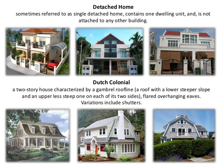 Types of house for Different types of homes to build