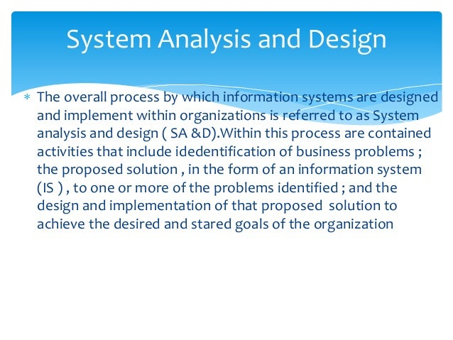 proposal of the types of information systems Proposal for a school of information management and systems  or school of information management and systems  entirely new dimensions as new types of.