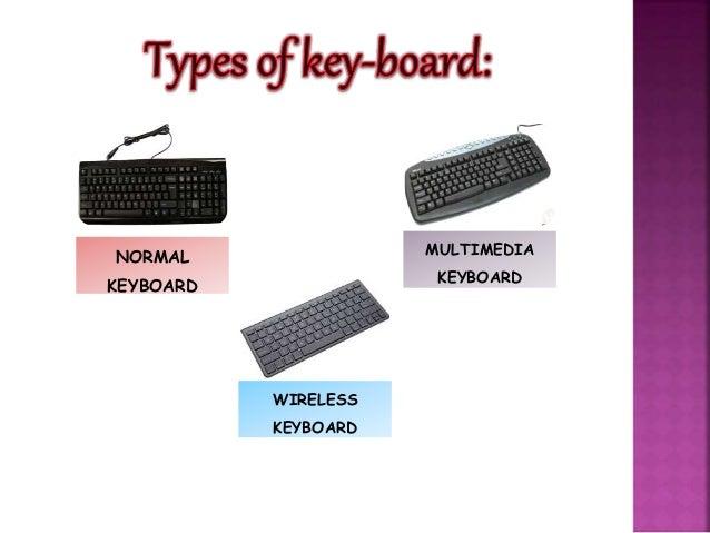 Types of input output devices - Tous types ou tout type ...