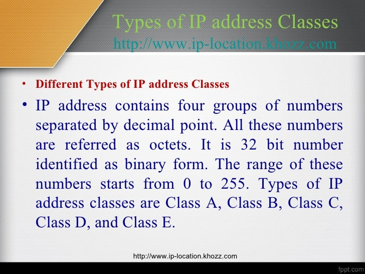 importance of ip addresses The first and the last ip addresses in a subnet are reserved in reality, a /24 subnet can host a maximum number of 254 computers the maximum count is always minus 2 because the first ip address is considered as the network id, which is how a network is identified in the internet.
