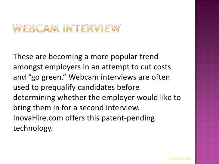 types of job interviews