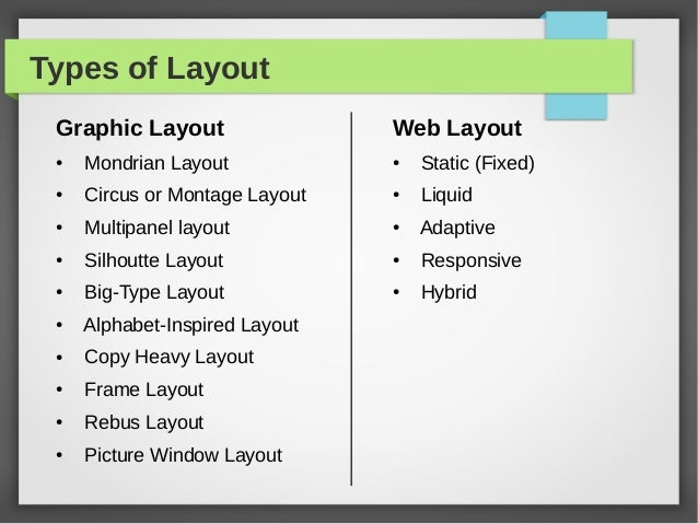 5 Main Types of Plant Layout   Industries