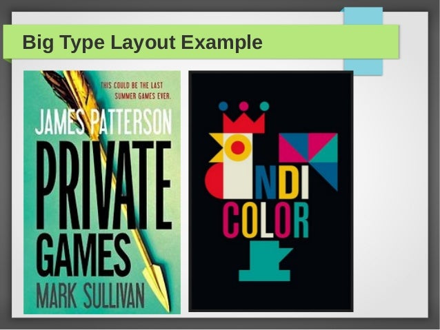 Types of Layouts by ADMEC Multimedia Institute