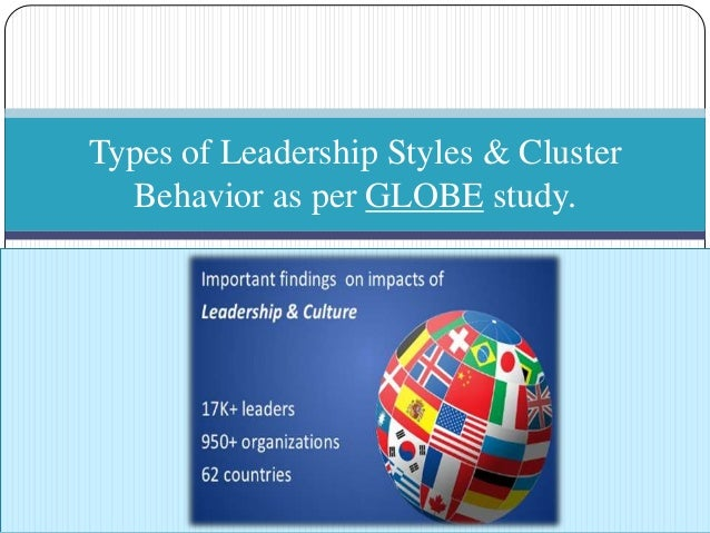 categories and types of leadership There are four major styles of leadership which apply well in the educational setting while each of these styles has its good points, there is a wide.