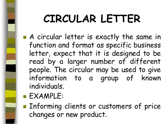 Types of letters circular letter thecheapjerseys Images