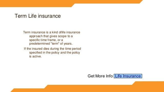 Types of life insurance malaysia 2018