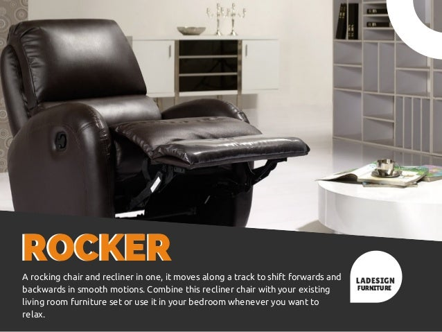 types of leather recliners for your living room