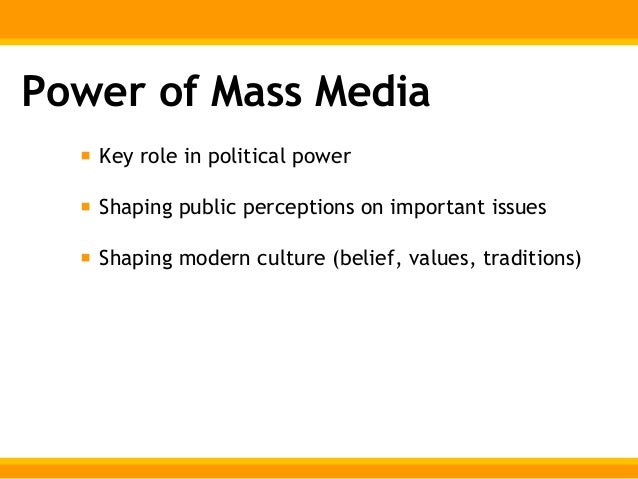 type of mass media Types of media mass media vs personal media personal media is any form of media designed for use by a specific person, in contrast to mass media.