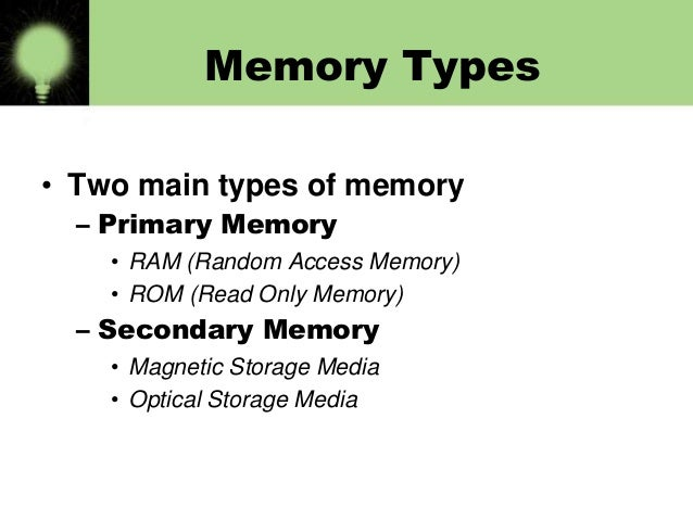 types of computer instructions