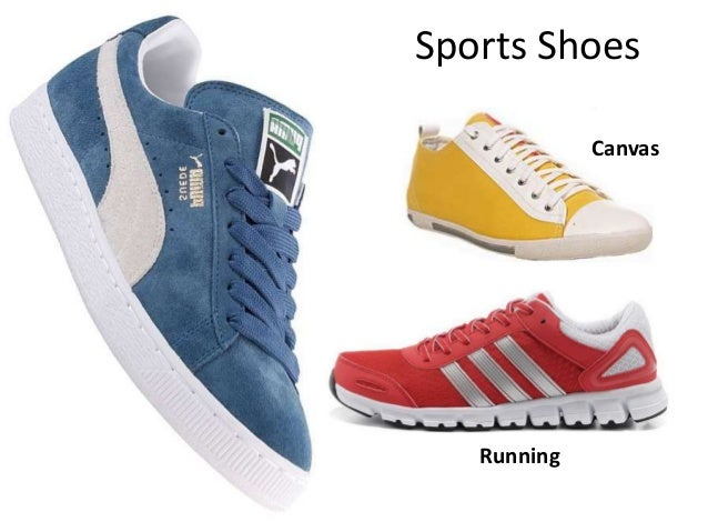 Types Of Men Shoes