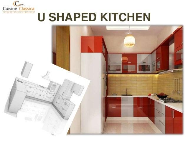types of modular kitchen