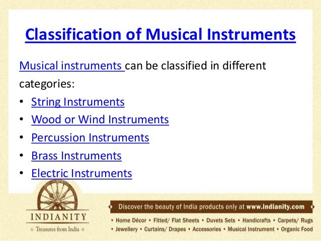 Worksheets 4 Classification Of Musical Instruments types of musical instruments 2 classification