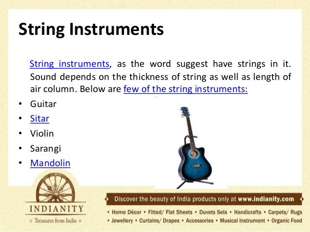 Worksheets Types Of Musical Instrument types of musical instruments