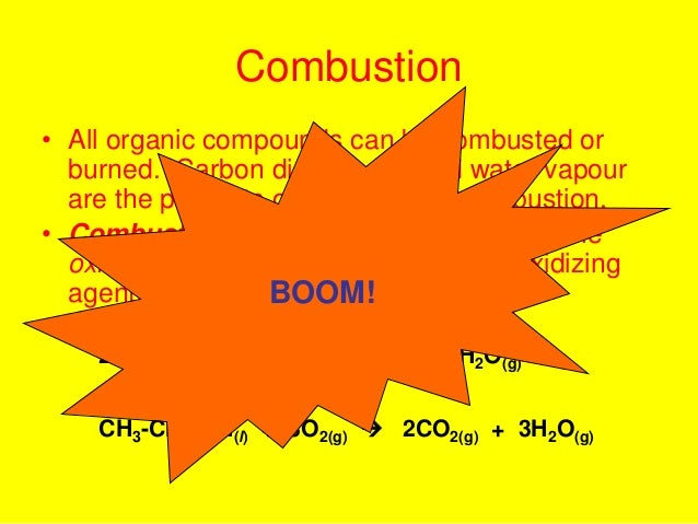 types of organic reactions pdf