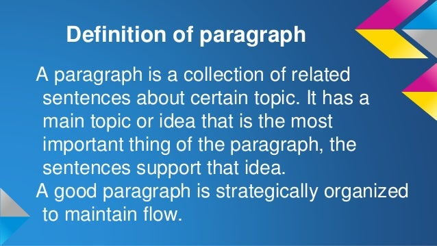 types of paragraph with examples pdf