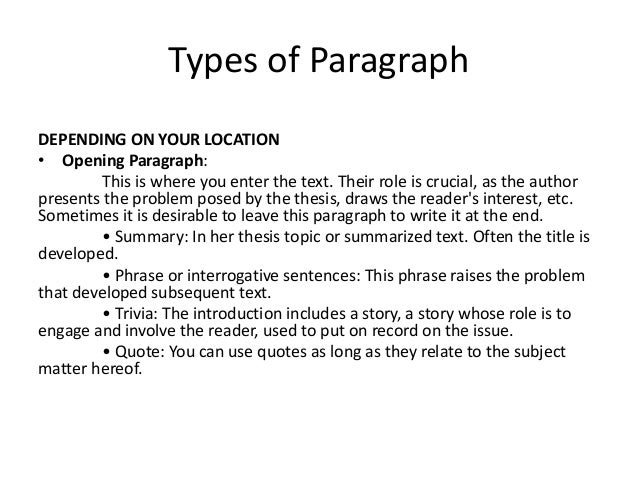 types of essay slideshare Different types of essays 1 the different types of essays an interactive presentation by: rashod seaton 2.