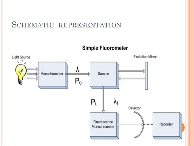 Types Of Pcr And Fluorimeter 1rhslideshare: Schematic Of Fluorometer Diagram At Gmaili.net
