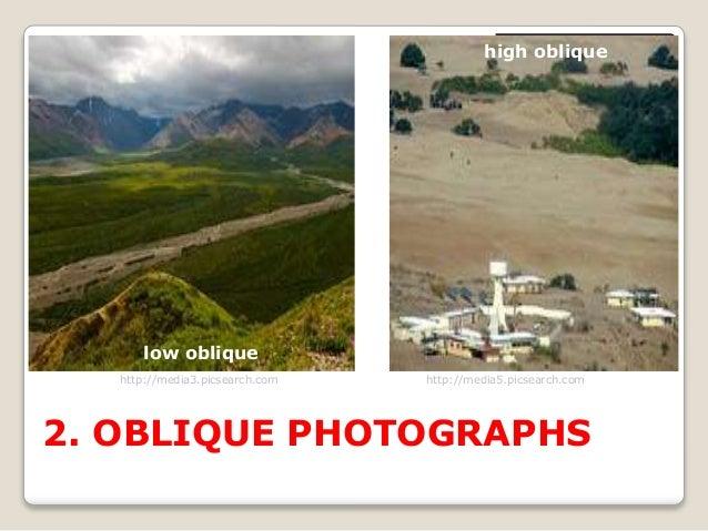 4 2 OBLIQUE PHOTOGRAPHS Low