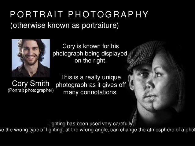 15. P O R T R A I T P H O T O G R A P H Y ...  sc 1 st  SlideShare & Types of photography azcodes.com