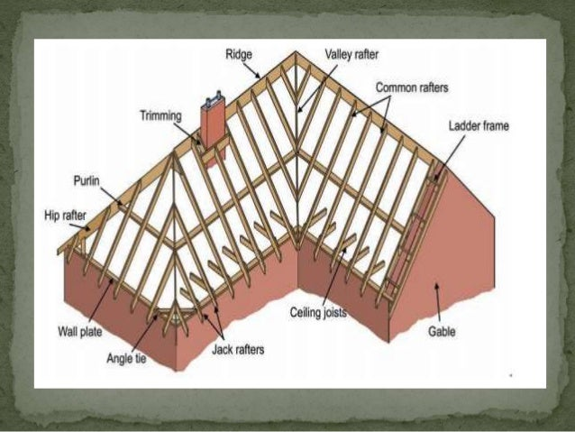 Describe Types Of Wooden Sloping Roofs 12 300 About Roof