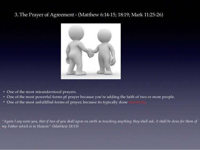 Types Of Prayer 2 Tony Mariot