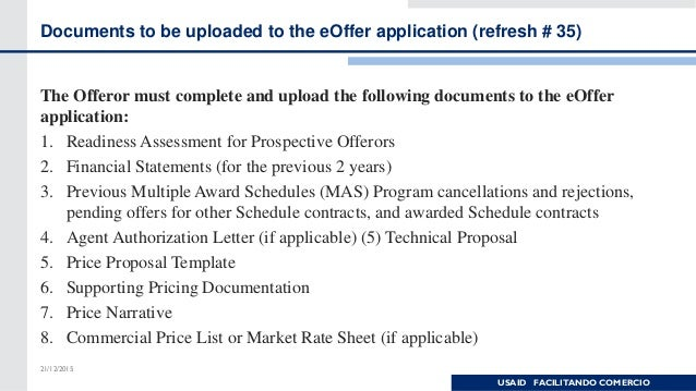 Types of procurement solicitations and types of contracts